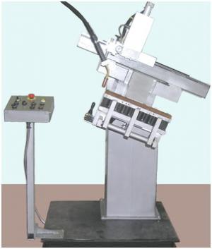 Установка АС327 для МИГ/МАГ-сварки продольных швов дымогарных труб