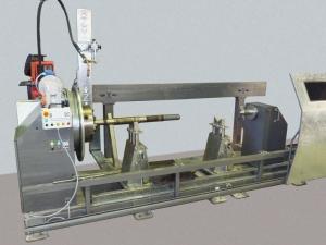 Установка АС354-3500 для наплавки цилиндрических и конических поверхностей