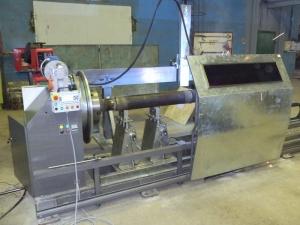 Установка АС354-5000 для наплавки цилиндрических и конических поверхностей