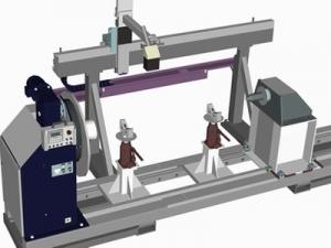 Установка АС354 для наплавки цилиндрических и конических поверхностей