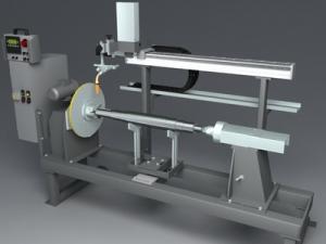 Установка АС370 для наплавки цилиндрических и конических поверхностей