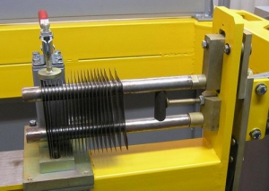 Пример изделия свариваемого на комплексе РК754