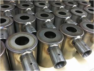 Седловидные и кольцевые швы сваренные на установках АС399-С1 и АС399-С4
