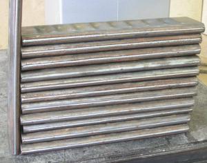 Дымогарные трубы сваренные на установке АС327