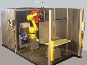 Робототехнический комплекс РК752
