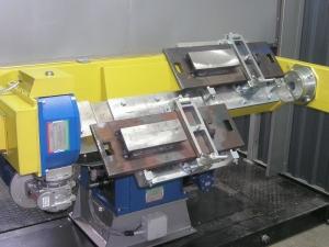 Робототехнический комплекс РК755. Оснастка.