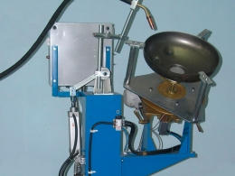 Установка АС305-1 для сварки кольцевых швов