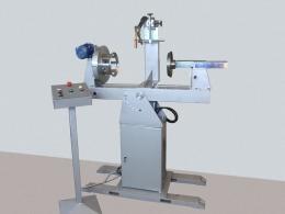 Установка АС349 для МИГ/МАГ-сварка кольцевых швов с выносным пультом