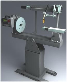 Установка АС371 для наплавки цилиндрических и конических поверхносте