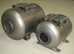Корпуска гидроаккумуляторов сваренные на комплексе РК754