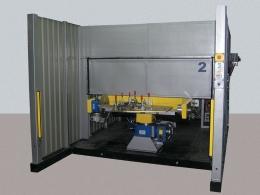 Robotic system RK755