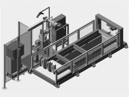 Robotic system RK757