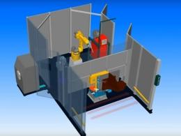 Robotic system RK756