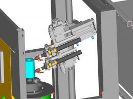 Установка АС399-С2 для ТИГ-сварки кольцевых швов