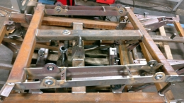 Изделие сваренное на робототехническом комплексе РК759