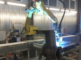 Robotic system RK759